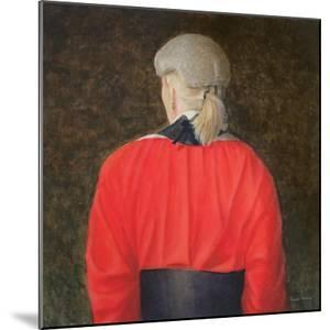 High Court Judge, 2005 by Lincoln Seligman