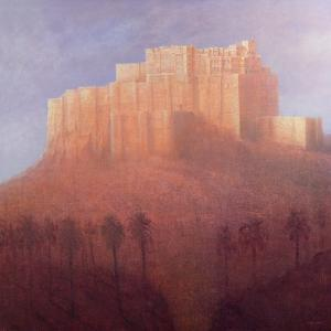 Jodhpur Fort by Lincoln Seligman