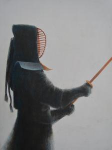 Kendo Warrior by Lincoln Seligman