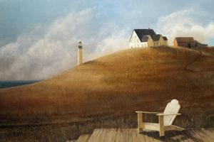 Maine Landscape, 2010 by Lincoln Seligman