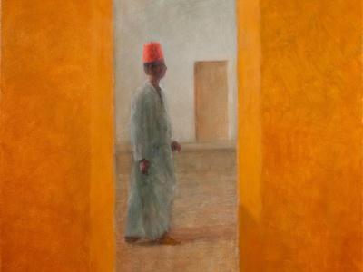 Man, Tangier Street, 2012