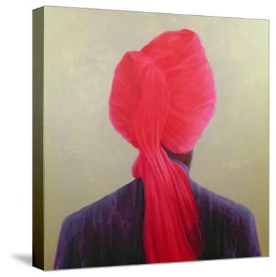 Red Turban, Purple Jacket