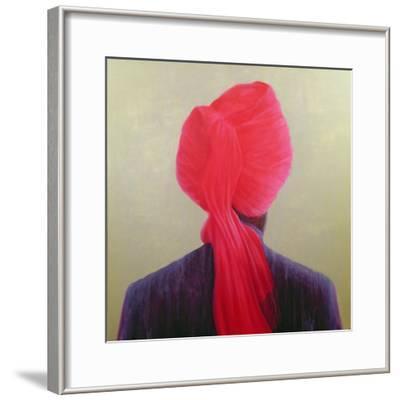 Red Turban, Purple Jacket