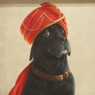 Reluctant Maharaja, 2010 by Lincoln Seligman