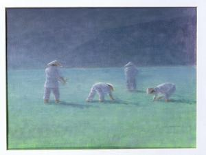 Rice Farmers by Lincoln Seligman