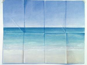Seascape, 1984 by Lincoln Seligman