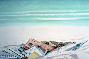 Sun, Sand and Money III by Lincoln Seligman
