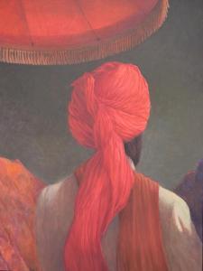 Wedding Umbrella by Lincoln Seligman