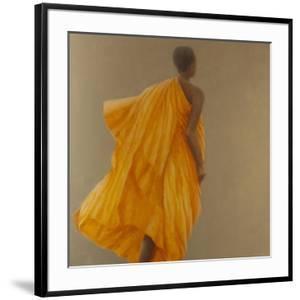 Young Monk Sri Lanka, 2010 by Lincoln Seligman