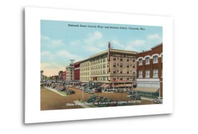 Lincoln Way, Downtown Cheyenne