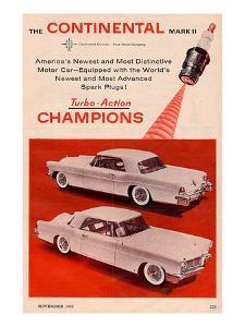 Lincoln1956 Continental Markii