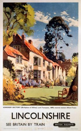 Lincolnshire, BR(ER), c.1948-1965