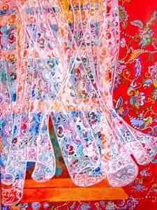 Cottage Wind by Linda Arthurs
