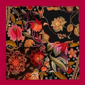 FLORAL COLLAGE by Linda Arthurs