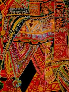 Lanterns from India by Linda Arthurs