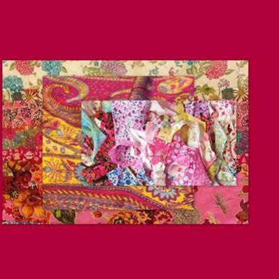 SOFT COLLAGE by Linda Arthurs