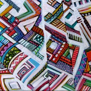 Triangles by Linda Arthurs