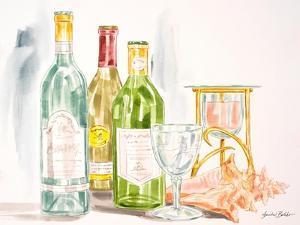 Coastal Happy Hour II by Linda Baliko