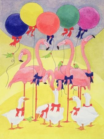 Balloons by Linda Benton