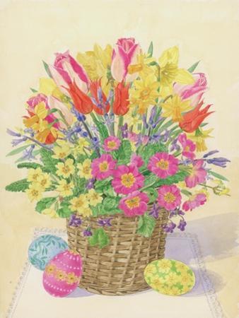 Easter Basket, 1996 by Linda Benton