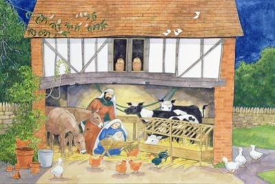 Nativity by Linda Benton