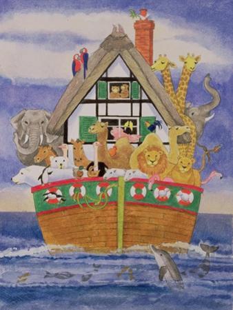 Noah's Ark, 1989 by Linda Benton