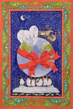 The World by Linda Benton