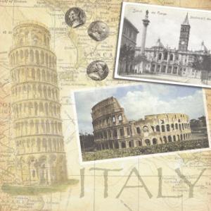 Travel Scrapbook I by Linda Grayson