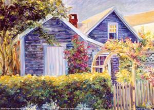 Nantucket Roses by Linda Lee