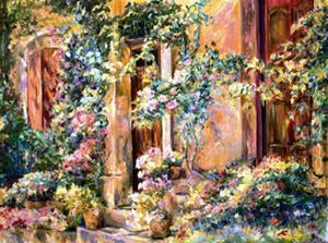 Roussillon Roses by Linda Lee