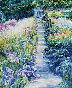 The Iris Path by Linda Lee