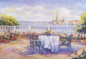 Venice View by Linda Lee