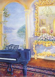 Vivaldi's View by Linda Lee