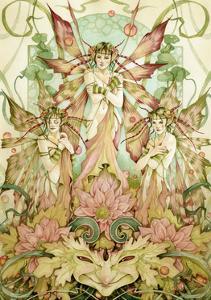 Faerie Graces by Linda Ravenscroft
