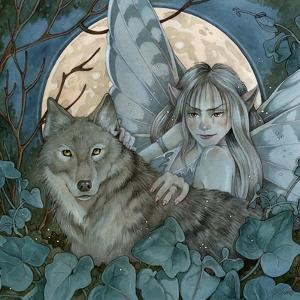 Fairy of the Night by Linda Ravenscroft