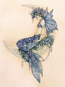 Mermaid Moon by Linda Ravenscroft