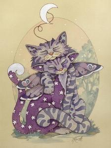 Moonlight and Moonbeam by Linda Ravenscroft