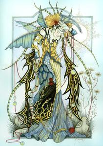 Moonstones the Enchantress by Linda Ravenscroft