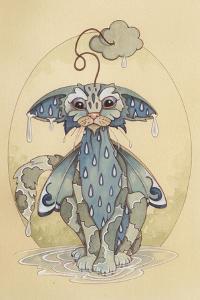Showers by Linda Ravenscroft