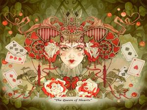 The Queen of Hearts by Linda Ravenscroft