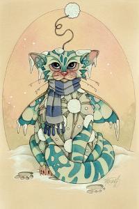 Winter (Snowball) by Linda Ravenscroft