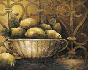 Tuscan Lime by Linda Thompson