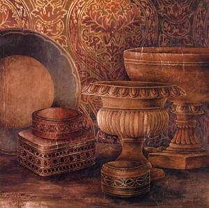 Vintage Elements I by Linda Thompson