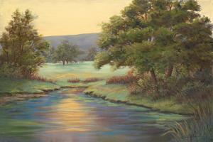 Emerald Meadow II by Linda Wacaster