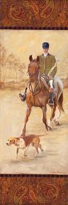 On the Hunt II by Linda Wacaster
