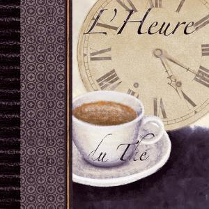 L'Heure du The by Linda Wood
