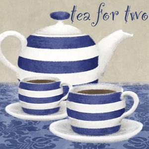 Tea For Two by Linda Wood