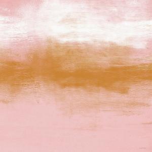 Blush Horizon by Linda Woods