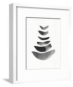Elegant Modern Abstract II by Linda Woods