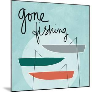 Gone Fishing by Linda Woods